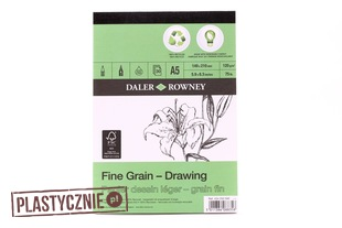 Bloki Fine Grain Drawing Eco Daler Rowney